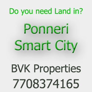 ponneri smart city